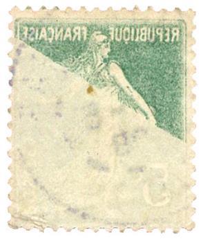 n°137l obl. - Timbre FRANCE Poste
