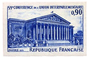 n°1688a** ND - Timbre FRANCE Poste