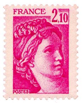 n°1978b** - Timbre FRANCE Poste