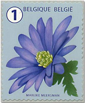 n° 4625/4634 - Timbre BELGIQUE Poste