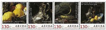 n° 1032/1035 - Timbre ARUBA Poste