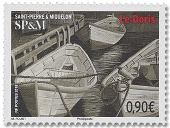 n° 1218 - Timbre Saint-Pierre et Miquelon Poste