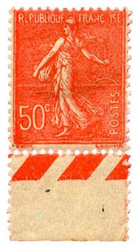n°199*  - Timbre FRANCE Poste