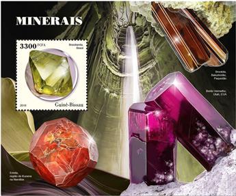 n° 1420 - Timbre GUINÉE-BISSAU Blocs et feuillets