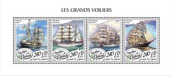 n° 1856/1859 - Timbre DJIBOUTI Poste