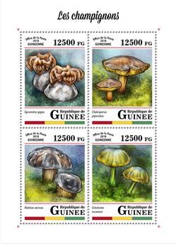 n° 9096/9099 - Timbre GUINÉE Poste
