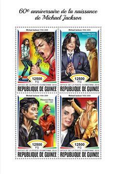n° 9336/9339 - Timbre GUINÉE Poste