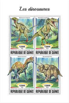 n° 9356/9359 - Timbre GUINÉE Poste