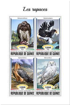 n° 9396/9399 - Timbre GUINÉE Poste