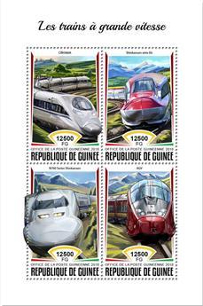 n° 9416/9419 - Timbre GUINÉE Poste