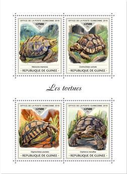 n° 9476/9479 - Timbre GUINÉE Poste