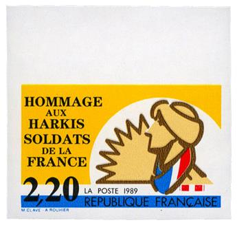 n°2613a** ND - Timbre FRANCE Poste