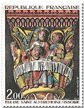 n.o 1741 -  Sello Francia Correos