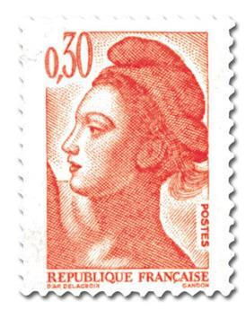 n° 2182 -  Selo França Correios
