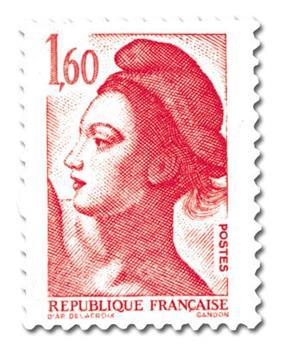 n° 2187 -  Selo França Correios