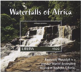 n° 775 - Timbre LIBERIA Blocs et feuillets