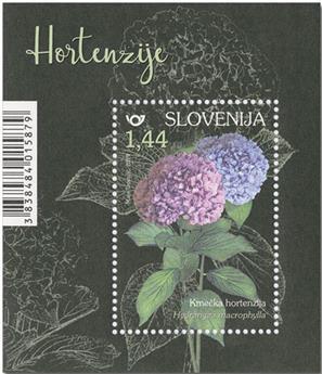 n° 114 - Timbre SLOVENIE Blocs et feuillets