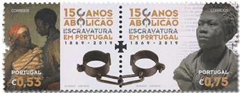 n° 4462/4463 - Timbre PORTUGAL Poste