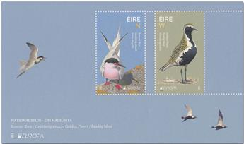 n° F2282 - Timbre IRLANDE Poste (EUROPA)