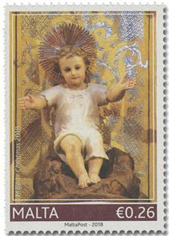 n° 1949/1951 - Timbre MALTE Poste