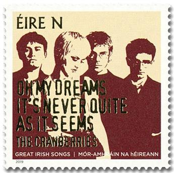 n° 2284/2287 - Timbre IRLANDE Poste