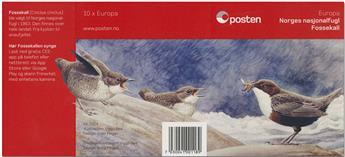 n° C1932 - Timbre NORVEGE Carnets (EUROPA)