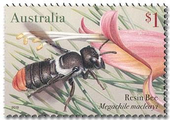 n° 4757/4760 - Timbre AUSTRALIE Poste