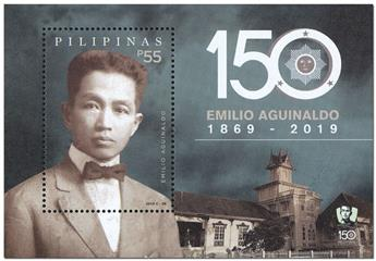 n° 393 - Timbre PHILIPPINES Blocs et feuillets