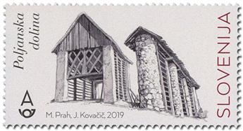 n° 1146/1150 - Timbre SLOVENIE Poste