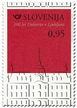 n° 1151 - Timbre SLOVENIE Poste