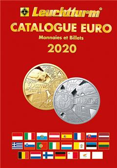 CATALOGUE EURO DE LEUCHTTURM (2020)