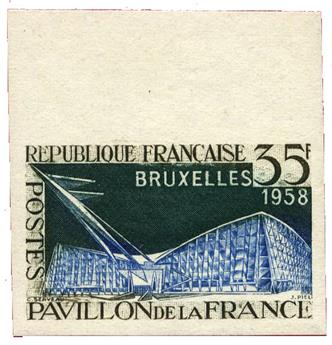 n°1156a** ND - Timbre FRANCE Poste