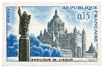 n°1268a** ND - Timbre FRANCE Poste