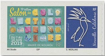 n° 1367/1368 - Timbre Nelle-Calédonie Poste