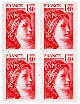n°2102** - Timbre FRANCE Poste