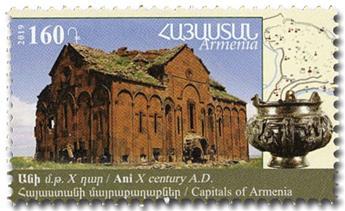 n° 950/951 - Timbre ARMENIE Poste