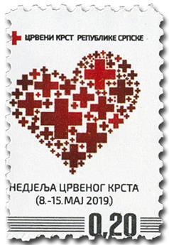 n° 47/47a - Timbre REPUBLIQUE SERBE (DE BOSNIE) Timbres de bienfaisance