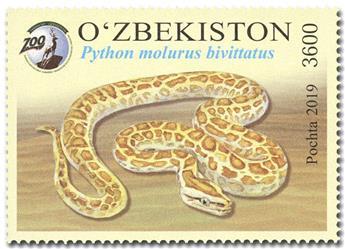 n° 1172/1175 et BF n°80 - Timbre OUZBEKISTAN Poste
