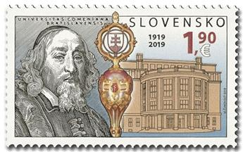 n° 771 - Timbre SLOVAQUIE Poste
