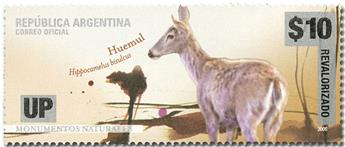 n° 2617A - Timbre ARGENTINE Poste