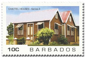 n° 1354/1357 - Timbre BARBADE Poste