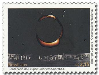 n° 3732 - Timbre BRESIL Poste