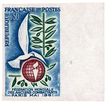 n°1292a** ND - Timbre FRANCE Poste