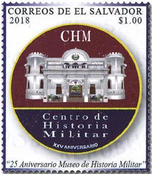 n° 1926 - Timbre SALVADOR Poste
