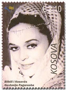 n° 325 - Timbre KOSOVO Poste