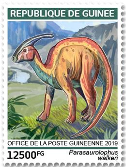 n° 9697/9700 - Timbre GUINÉE Poste