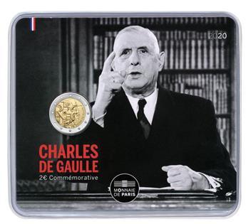 BU : FRANCE 2020 CHARLES DE GAULLE