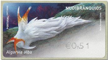 n° 233 - Timbre PORTUGAL Timbres de distributeurs