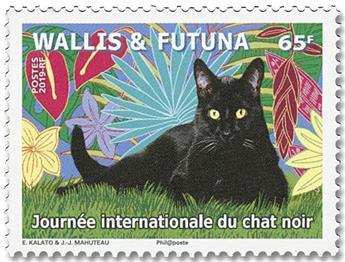 n° 915 - Timbre WALLIS & FUTUNA Poste