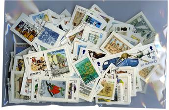 EUROPA : Lot timbres EUROPA obl.